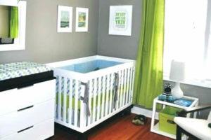 Cunas y mobiliario para la habitación del bebé